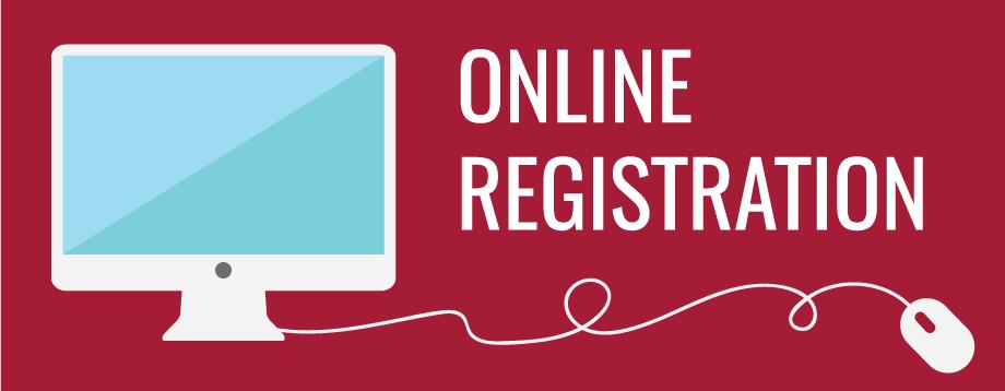 Online Registration (Leah's version) / Online Registration