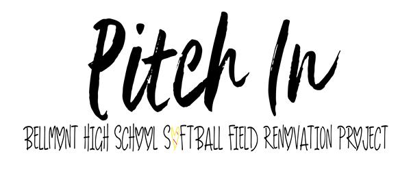Pitch In Softball Renovation Project