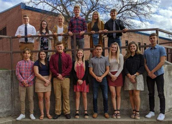 BHS Announces 2019 Homecoming Court
