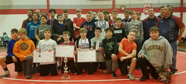 MS Youth Wrestling Program