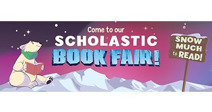 BES/BMS Book Fair Coming Soon!
