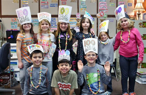 Southeast Celebrates the 100th Day of School