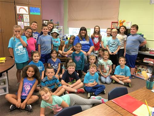 Jenni Mere's 2nd Graders Stomp Out Bullying