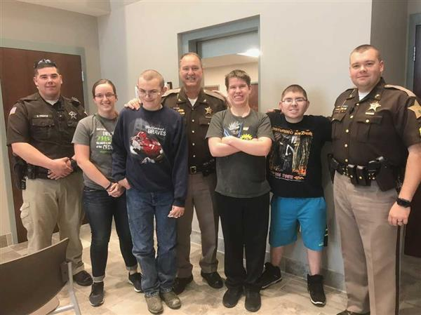 Recognizing our Adams County Law Enforcement