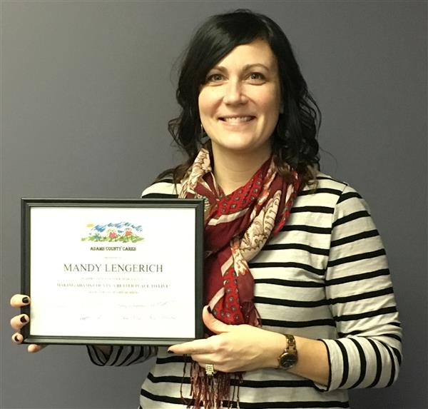 School Social Worker Receives Notable Recognition
