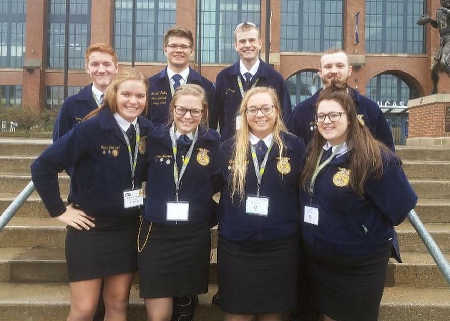 National FFA Convention & Poultry Contest