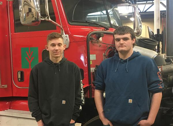 Diesel Service Technology Competition, Melcher Heads to State